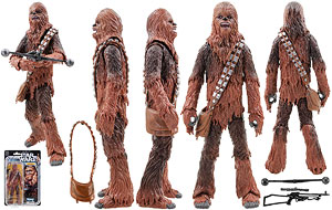 Chewbacca - The Black Series [Star Wars 40] - 6 Inch Figures
