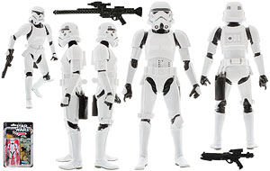Stormtrooper - The Black Series [Star Wars 40] - 6 Inch Figures