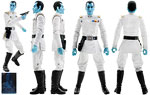 Grand Admiral Thrawn (SDCC 2017) - Hasbro - The Black Series [Phase III] (2017)